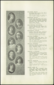 Page 17, 1924 Edition, Peabody High School - Peabody Yearbook (Pittsburgh, PA) online yearbook collection