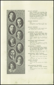 Page 7, 1924 Edition, Peabody High School - Peabody Yearbook (Pittsburgh, PA) online yearbook collection