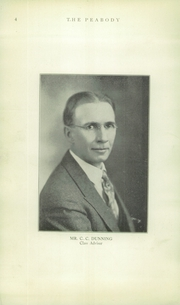 Page 6, 1928 Edition, Peabody High School - Peabody Yearbook (Pittsburgh, PA) online yearbook collection