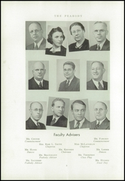 Page 10, 1940 Edition, Peabody High School - Peabody Yearbook (Pittsburgh, PA) online yearbook collection