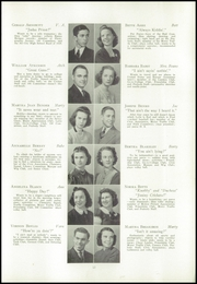 Page 15, 1940 Edition, Peabody High School - Peabody Yearbook (Pittsburgh, PA) online yearbook collection