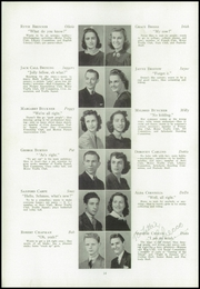 Page 16, 1940 Edition, Peabody High School - Peabody Yearbook (Pittsburgh, PA) online yearbook collection