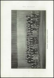 Page 8, 1940 Edition, Peabody High School - Peabody Yearbook (Pittsburgh, PA) online yearbook collection