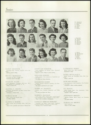 Page 16, 1944 Edition, Peabody High School - Peabody Yearbook (Pittsburgh, PA) online yearbook collection