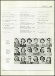 Page 17, 1944 Edition, Peabody High School - Peabody Yearbook (Pittsburgh, PA) online yearbook collection
