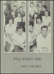 Page 7, 1960 Edition, North Allegheny High School - Safari Yearbook (Wexford, PA) online yearbook collection