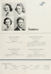 Page 17, 1941 Edition, Marple Newtown High School - Memories Yearbook (Newtown Square, PA) online yearbook collection