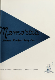 Page 7, 1941 Edition, Marple Newtown High School - Memories Yearbook (Newtown Square, PA) online yearbook collection