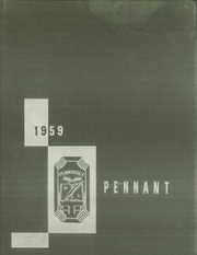 1959 Edition, Pennridge High School - Pennant Yearbook (Perkasie, PA)