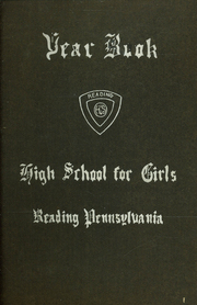 Page 1, 1916 Edition, Philadelphia High School for Girls - Milestone Yearbook (Philadelphia, PA) online yearbook collection