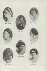 Page 13, 1916 Edition, Philadelphia High School for Girls - Milestone Yearbook (Philadelphia, PA) online yearbook collection