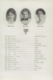 Page 15, 1916 Edition, Philadelphia High School for Girls - Milestone Yearbook (Philadelphia, PA) online yearbook collection