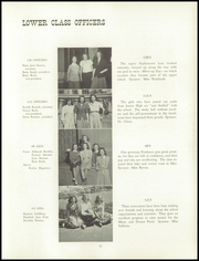 Page 15, 1942 Edition, Philadelphia High School for Girls - Milestone Yearbook (Philadelphia, PA) online yearbook collection