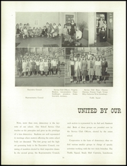 Page 16, 1942 Edition, Philadelphia High School for Girls - Milestone Yearbook (Philadelphia, PA) online yearbook collection