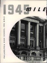 Page 8, 1945 Edition, Philadelphia High School for Girls - Milestone Yearbook (Philadelphia, PA) online yearbook collection
