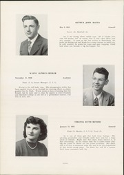Page 16, 1949 Edition, Hempfield High School - Epilogue Yearbook (Landisville, PA) online yearbook collection