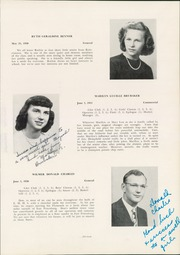 Page 17, 1949 Edition, Hempfield High School - Epilogue Yearbook (Landisville, PA) online yearbook collection