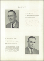Page 15, 1952 Edition, Hempfield High School - Epilogue Yearbook (Landisville, PA) online yearbook collection
