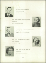 Page 16, 1952 Edition, Hempfield High School - Epilogue Yearbook (Landisville, PA) online yearbook collection