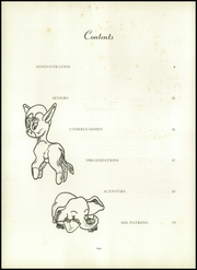 Page 8, 1952 Edition, Hempfield High School - Epilogue Yearbook (Landisville, PA) online yearbook collection