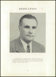 Page 9, 1952 Edition, Hempfield High School - Epilogue Yearbook (Landisville, PA) online yearbook collection