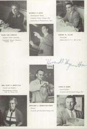 Page 16, 1958 Edition, Hempfield High School - Epilogue Yearbook (Landisville, PA) online yearbook collection
