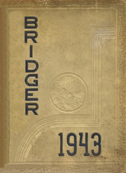 Page 1, 1943 Edition, Ambridge Area High School - Bridger Yearbook (Ambridge, PA) online yearbook collection
