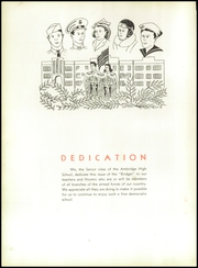 Page 10, 1943 Edition, Ambridge Area High School - Bridger Yearbook (Ambridge, PA) online yearbook collection