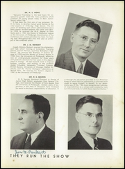 Page 13, 1943 Edition, Ambridge Area High School - Bridger Yearbook (Ambridge, PA) online yearbook collection