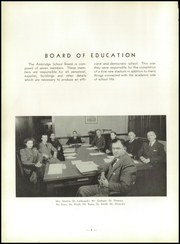 Page 14, 1943 Edition, Ambridge Area High School - Bridger Yearbook (Ambridge, PA) online yearbook collection