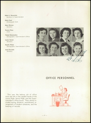 Page 15, 1943 Edition, Ambridge Area High School - Bridger Yearbook (Ambridge, PA) online yearbook collection