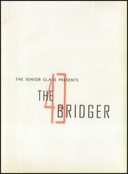 Page 7, 1943 Edition, Ambridge Area High School - Bridger Yearbook (Ambridge, PA) online yearbook collection