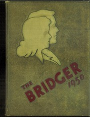 Ambridge Area High School - Bridger Yearbook (Ambridge, PA) online yearbook collection, 1950 Edition, Page 1