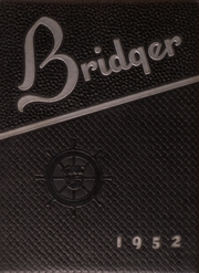 Page 1, 1952 Edition, Ambridge Area High School - Bridger Yearbook (Ambridge, PA) online yearbook collection