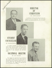 Page 11, 1952 Edition, Ambridge Area High School - Bridger Yearbook (Ambridge, PA) online yearbook collection