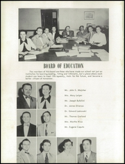 Page 12, 1952 Edition, Ambridge Area High School - Bridger Yearbook (Ambridge, PA) online yearbook collection