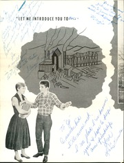 Page 6, 1955 Edition, Ambridge Area High School - Bridger Yearbook (Ambridge, PA) online yearbook collection