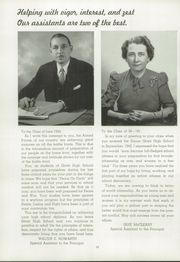 Page 16, 1945 Edition, Gratz High School - Gratzonian Yearbook (Philadelphia, PA) online yearbook collection