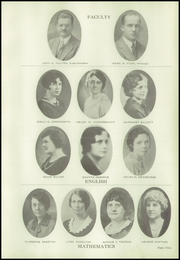Page 13, 1933 Edition, Greater Latrobe High School - Latrobean Yearbook (Latrobe, PA) online yearbook collection