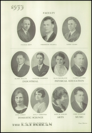 Page 15, 1933 Edition, Greater Latrobe High School - Latrobean Yearbook (Latrobe, PA) online yearbook collection