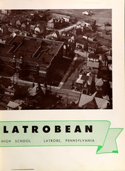 Page 7, 1946 Edition, Greater Latrobe High School - Latrobean Yearbook (Latrobe, PA) online yearbook collection
