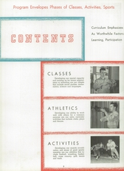 Page 10, 1957 Edition, Greater Latrobe High School - Latrobean Yearbook (Latrobe, PA) online yearbook collection