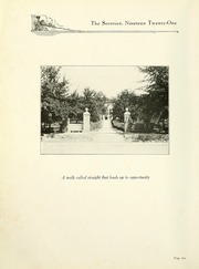 Page 12, 1921 Edition, Anderson College - Columns / Sororian Yearbook (Anderson, SC) online yearbook collection
