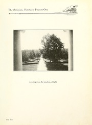 Page 13, 1921 Edition, Anderson College - Columns / Sororian Yearbook (Anderson, SC) online yearbook collection