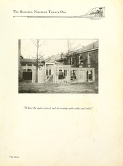 Page 17, 1921 Edition, Anderson College - Columns / Sororian Yearbook (Anderson, SC) online yearbook collection