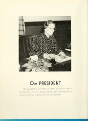 Page 12, 1942 Edition, Anderson College - Columns / Sororian Yearbook (Anderson, SC) online yearbook collection