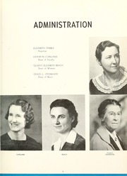 Page 13, 1942 Edition, Anderson College - Columns / Sororian Yearbook (Anderson, SC) online yearbook collection