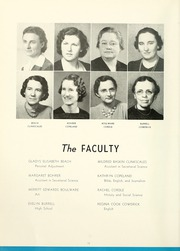 Page 14, 1942 Edition, Anderson College - Columns / Sororian Yearbook (Anderson, SC) online yearbook collection