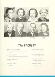 Page 15, 1942 Edition, Anderson College - Columns / Sororian Yearbook (Anderson, SC) online yearbook collection