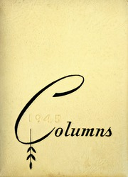Page 1, 1945 Edition, Anderson College - Columns / Sororian Yearbook (Anderson, SC) online yearbook collection
